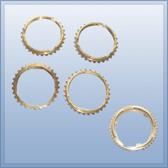 Synchronising Rings